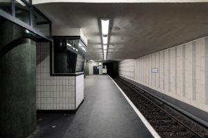 U6 Kurt-Schumacher-Platz