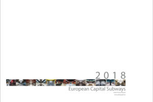 Subway Photo Calendar 2018