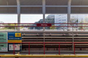 Oberlaa, Wien, Linie U1 (rot)