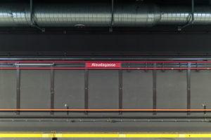 Alaudagasse, Wien, Linie U1 (rot)