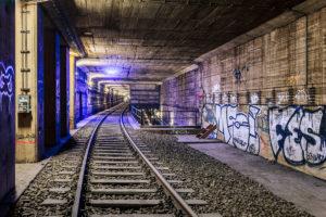 U10 Tunnel Steglitz