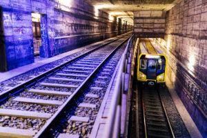 U9 tunnel Steglitz