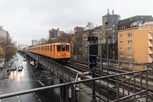 Elevated railway U1