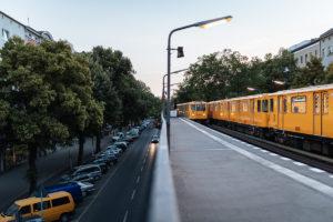 U1 elevated railway