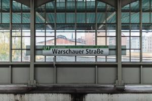 Berlin, U1, Warschauer Straße