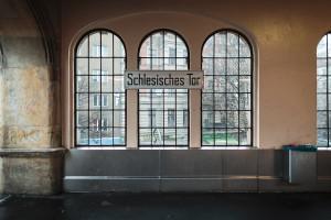 Berlin, U1, Schlesisches Tor