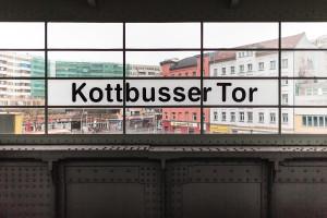 Berlin, U1, Kottbusser Tor