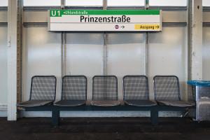 Berlin, U1, Prinzenstraße