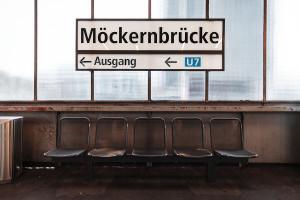 Berlin, U1, Möckernbrücke