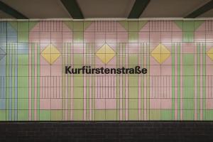 Berlin, U1, Kurfürstenstraße