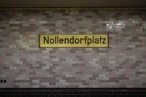 Berlin, U1, Nollendorfplatz