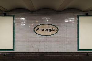 Berlin, U1, Wittenbergplatz