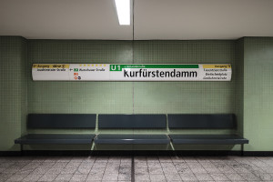 Berlin, U1, Kurfürstendamm