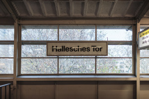 Berlin, U1, Hallesches Tor
