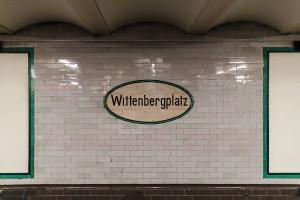 Berlin, U2, Wittenbergplatz