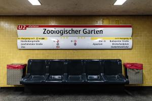 Berlin, U2, Zoologischer Garten
