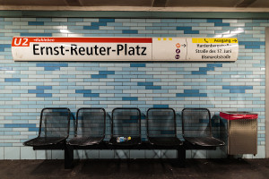 Berlin, U2, Ernst-Reuter-Platz