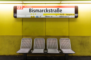 Berlin, U2, Bismarckstraße
