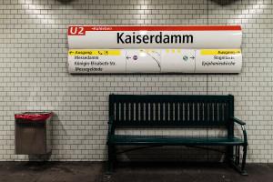 Berlin, U2, Kaiserdamm