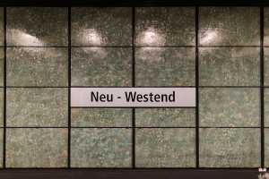 Berlin, U2, Neu-Westend