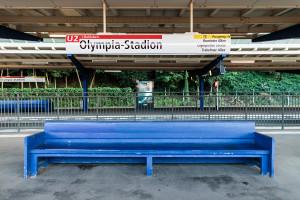 Berlin, U2, Olympia-Stadion