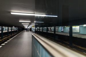U3 Spichernstraße