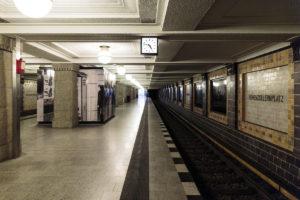 U3 Hohenzollernplatz