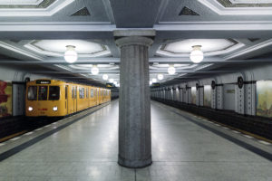 U3 Breitenbachplatz