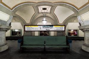 U3 Heidelberger Platz