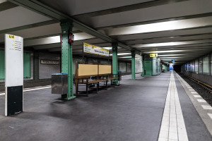 U4 Viktoria-Luise-Platz