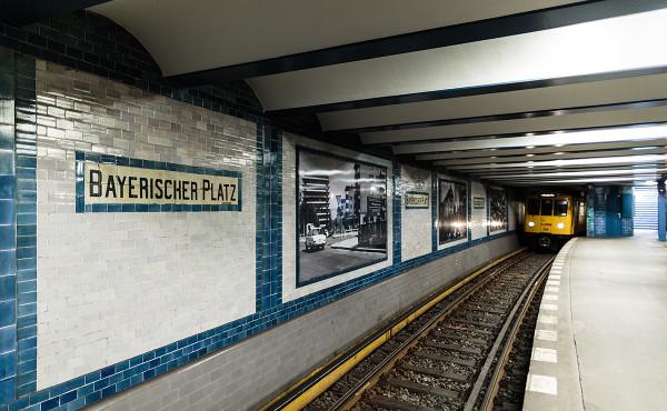 U4 Bayerischer Platz