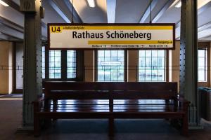 U4 Rathaus Schöneberg