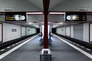 U6 Schwartzkopffstraße