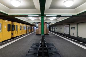 U6 Reinickendorfer Straße