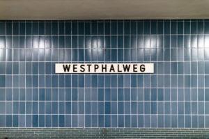 U6 Westphalweg