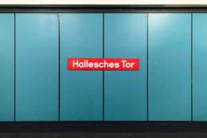 U6 Hallesches Tor