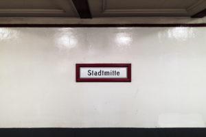 U6 Stadtmitte
