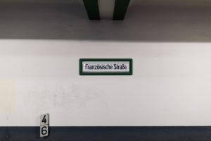 U6 Französische Straße