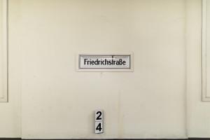 U6 Friedrichstraße