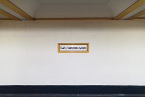 U6 Naturkundemuseum