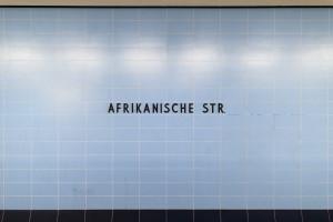 U6 Afrikanische Straße