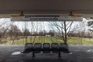 U6 Scharnweberstraße