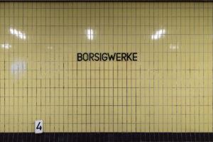 U6 Borsigwerke
