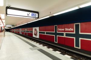 U9 Osloer Straße