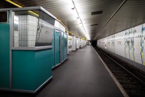 U9 Spichernstraße