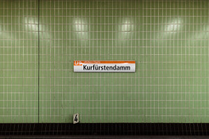 Berlin, U9, Kurfürstendamm
