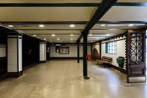 Der Bahnhof Bajcsy-Zsilinszky út der Földalatti