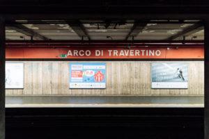 Arco di Travertino